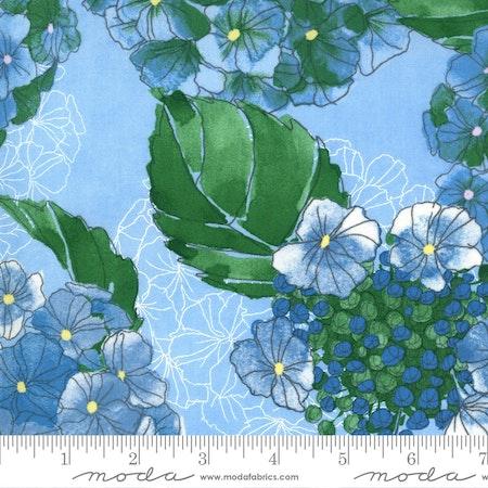 Cottage Bleu Mist-blå