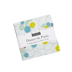 Dance In Paris Met- Charm Pack