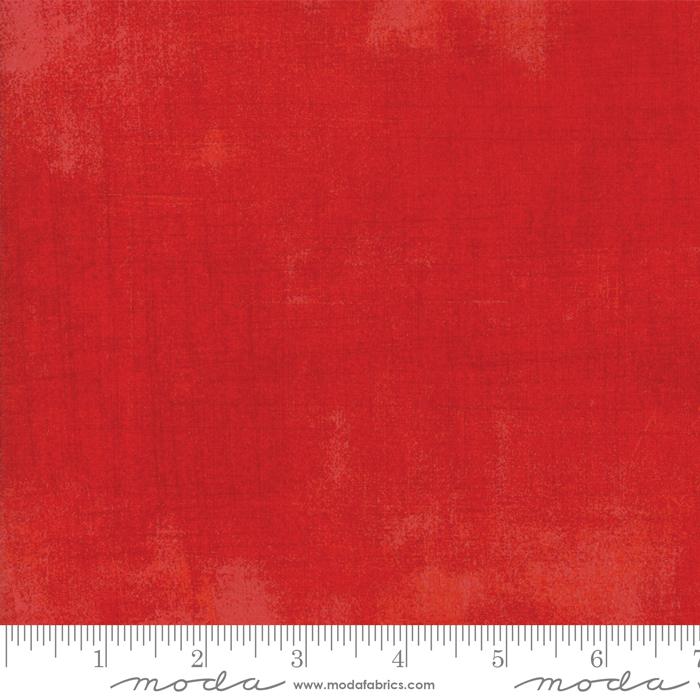 Grunge Basics Scarlet