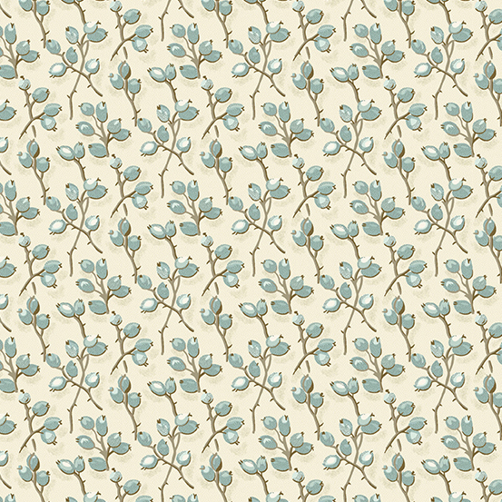 BlueBirds-Solstice Buds