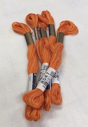 Farge 8047-Cosmo Seasons Variegated Embroidery Floss