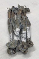 Farge 8049-Cosmo Seasons Variegated Embroidery Floss Blues/Browns