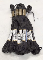 Farge 895-Cosmo Cotton Embroidery Floss 8m Skein Dark Shadow