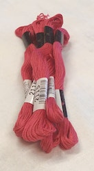 Farge 2115-Cosmo Cotton Embroidery Floss 8m Skein Mars Red