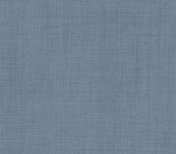 French General Solids Woad Blu-Blå