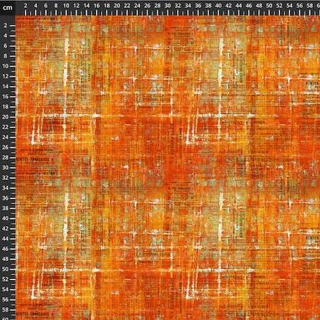 Tim Holtz-Abandoned II-orange