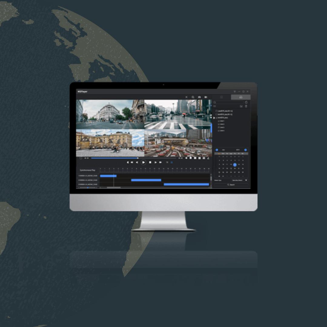 CCTV mjukvara - Nordic Platinum Network