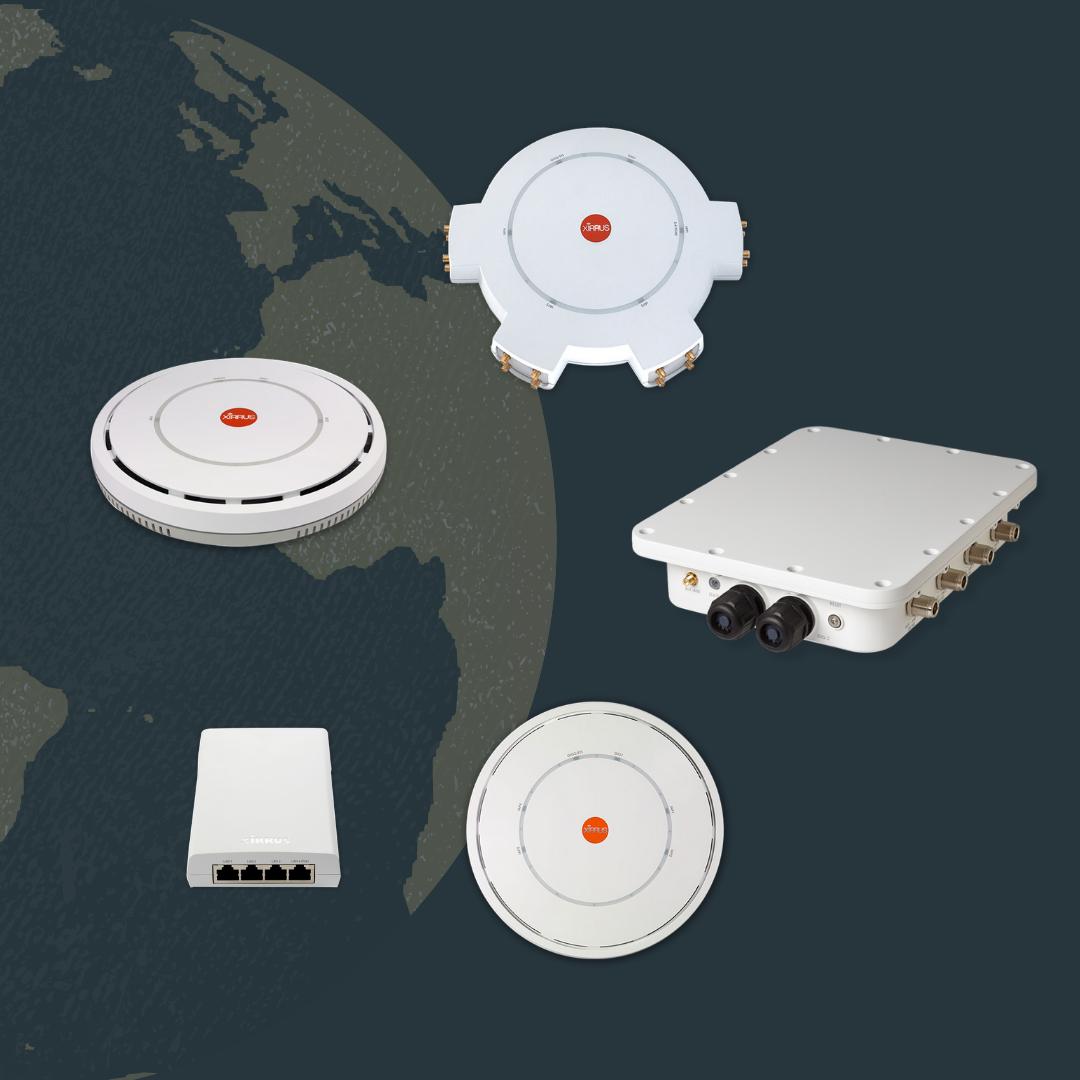 Xirrus - Nordic Platinum Network