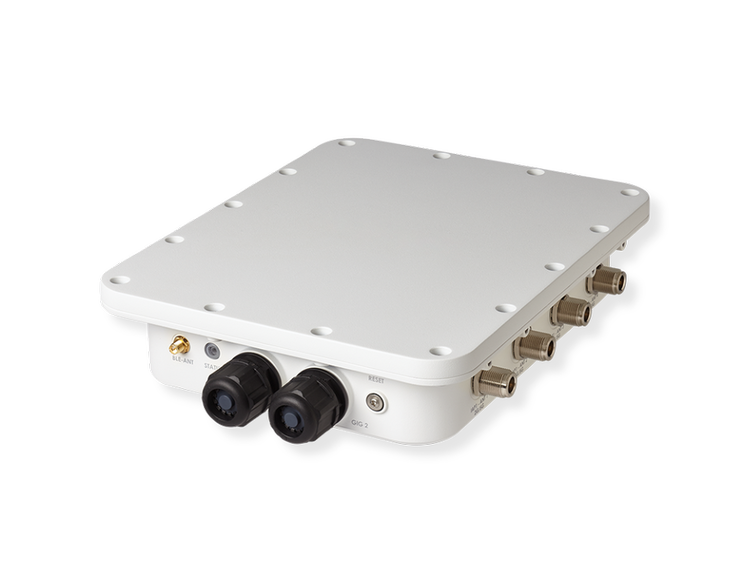 XH2-240 Wi-Fi 5 Wave 2 Basstation utomhus 4x4 6,9 Gbps 2 radio, externa antenner köps separat
