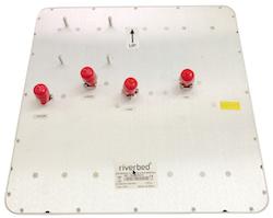 Panelantenn 4x4 30° för XH2-240