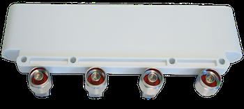 Rundstrålande 4x4 antenn för XH2-240