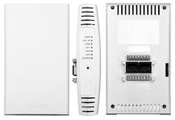 XR-320 Wi-Fi 5 Basstation inomhus 2x2 väggmontering inbyggd fyra Gbit switch