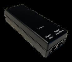 PoE+ Injector 1Gbit 56V. 15,4W