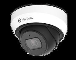 H.265+ Weather-proof Mini Dome Network Camera