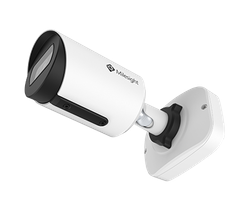 H.265+ Vandal-proof Mini Bullet Network Camera
