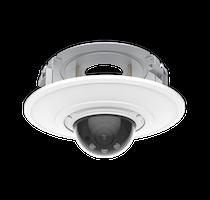 H.265+ Motorized Pro Dome Network Camera