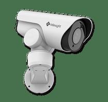 12X H.265+ Mini PTZ Bullet Network Camera