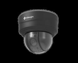 12X H.265+ Mini PTZ Dome Network Camera