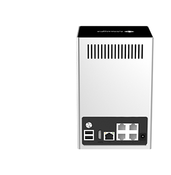4K H.265 Mini PoE NVR 1000 Series
