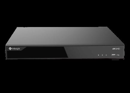 4K H.265 PoE NVR 5000 Series