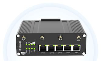4G/5G Industri router UR75 Serien