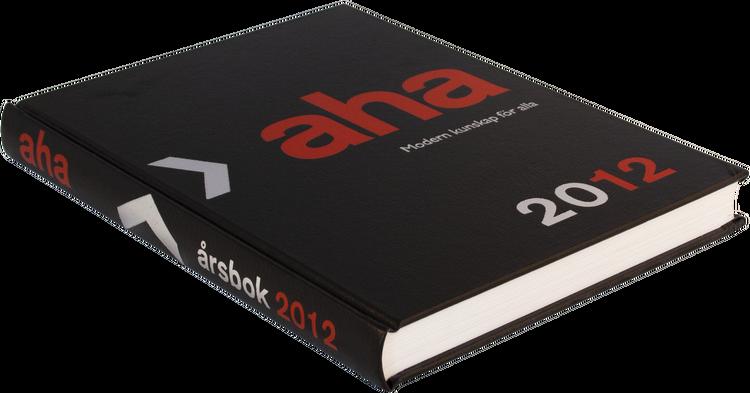 aha årsbok 2012
