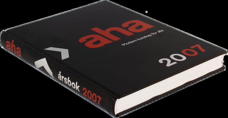 aha årsbok 2007