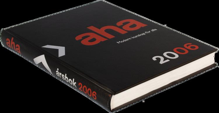 aha årsbok 2006