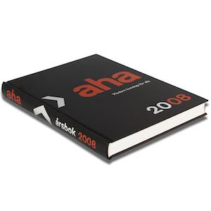 aha årsbok 2008