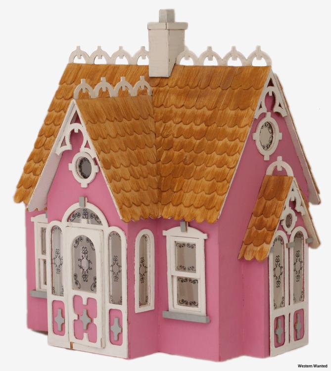 Buttercup Dollhouse kit Small 1:12 Förtjusande, charmig, förtrollande, bedårande.