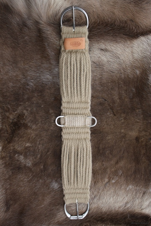 Western Mohair Cinch