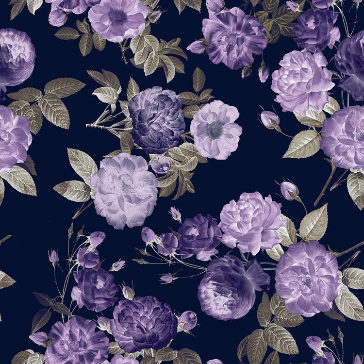 Flower - Dark Roses