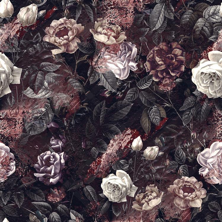 Flower - Dark Floral