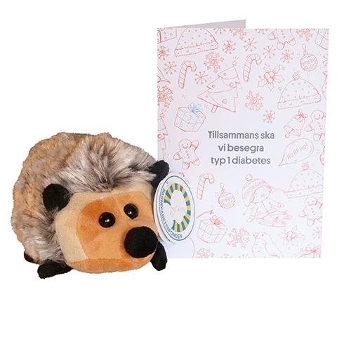 Lill-Sticke med gåvobevis