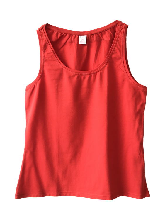 Stretch tank top
