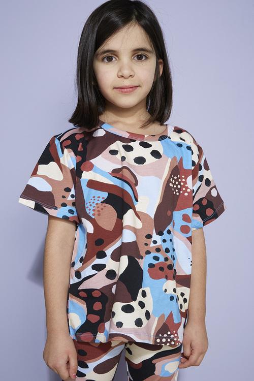Picpic t-shirt Cameleon