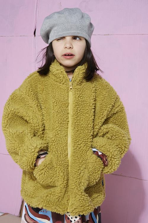 Ooops fleece jacket
