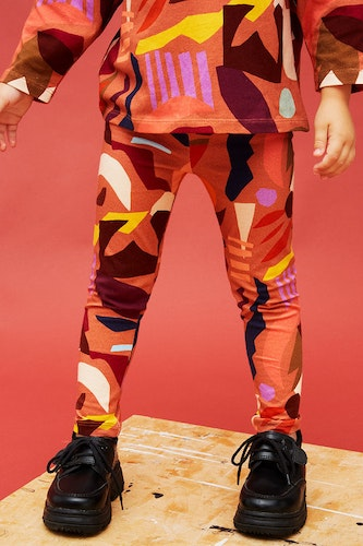 Pow leggings Papercut
