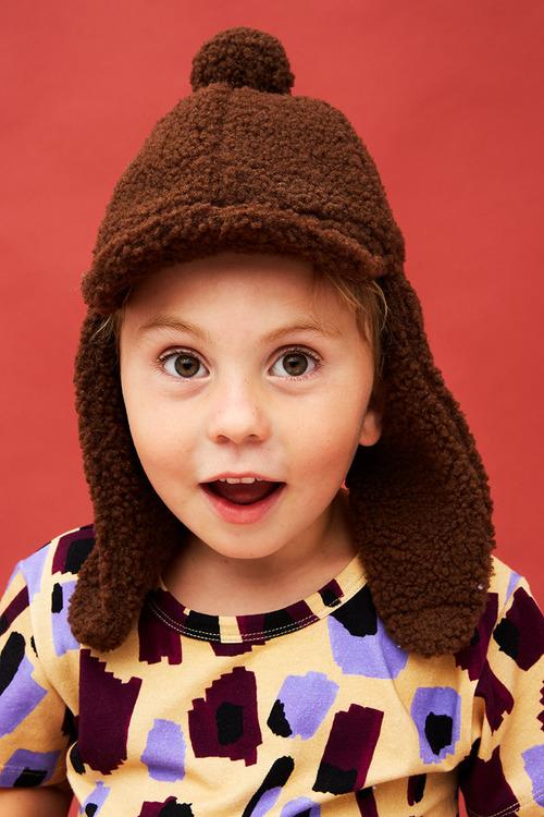 Crunch fleece hat