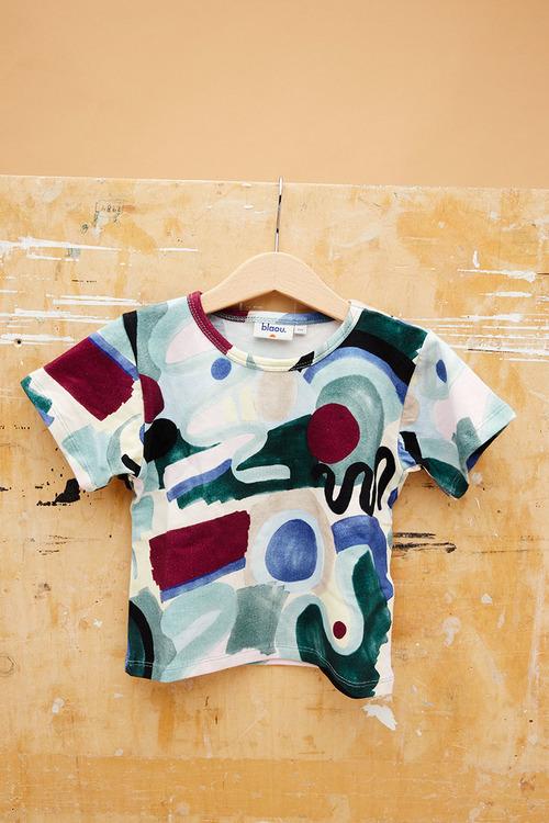Picpic t-shirt Swirl