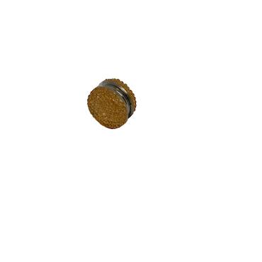 Hijab magnet- guld