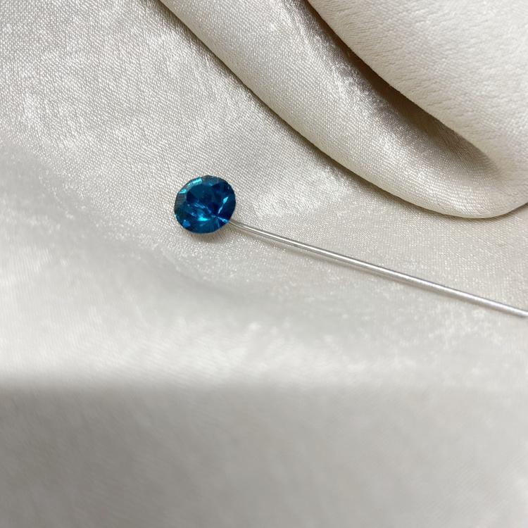 Hijab nål- kristall