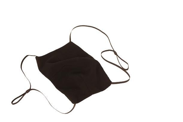 munskydd i 100% silke.