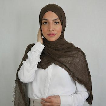 LAPONIA - soft cotton hijab