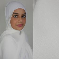DAHLIA -transparent hijab