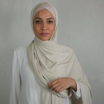Jersey Premium hijab - MAXI XL storlek
