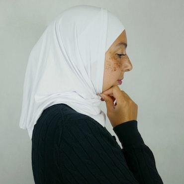 Amira hijab - Jersey bomull