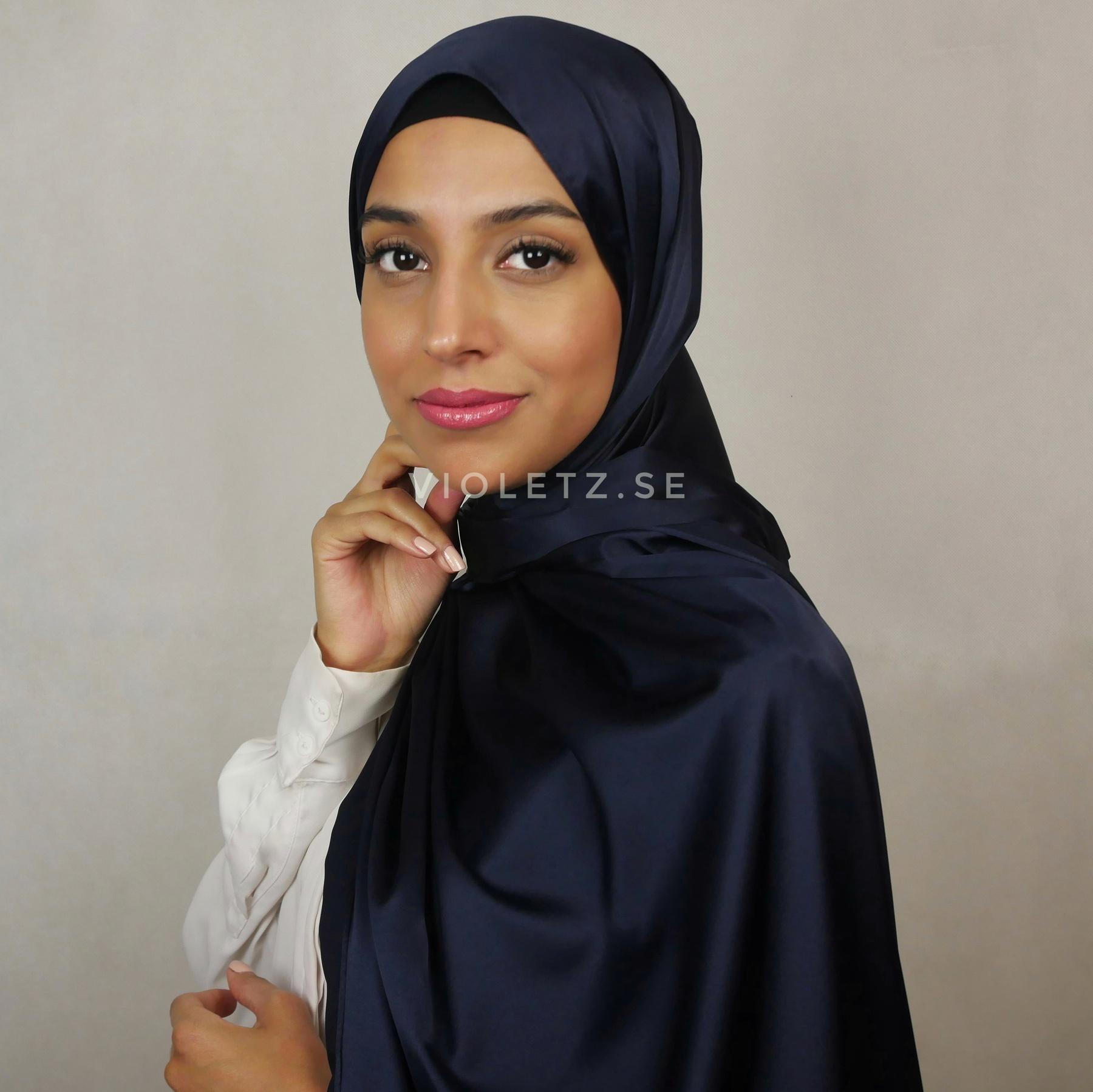 Satina - 2in1 hijab