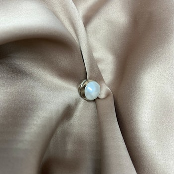 Hijab magnet med pärla - mini