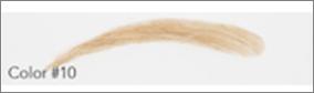 DIMPLES Lösögonbryn i äkta hår, style 22